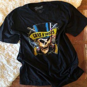 NWOT | Bravado | Guns N' Roses Graphic Tee